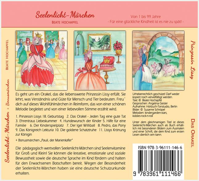 Prinzessin Lilly Hörbuch